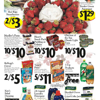 Big Top Markets weekly ad circular link