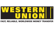 Big Top Market offers Western Union services